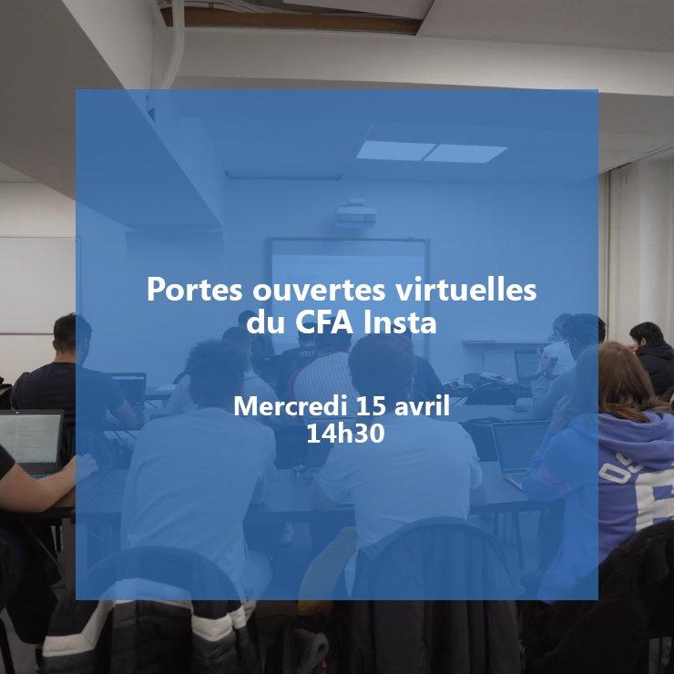 Nos actualités CFA INSTA